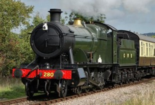 2807 Steam Locomotive
