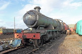 2874 Steam Locomotive