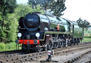 35006 Steam Locomotive