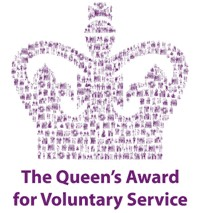 The Queen's volunteering award