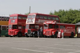 Classic Bus Rally - 9th July