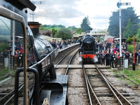 Cotswold Festival of Steam:  27th-29th May