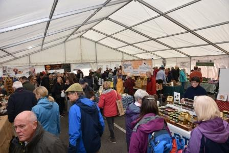Cotswolds Food & Drink Fayre - Saturday 17th and Sunday 18th October 2020