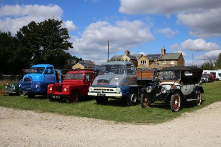 Classic Vehicle Days - 14th June and 13th Sept 2020