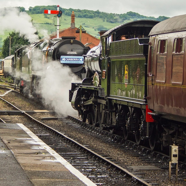 Cotswold Festival of Steam:  26th-28th May