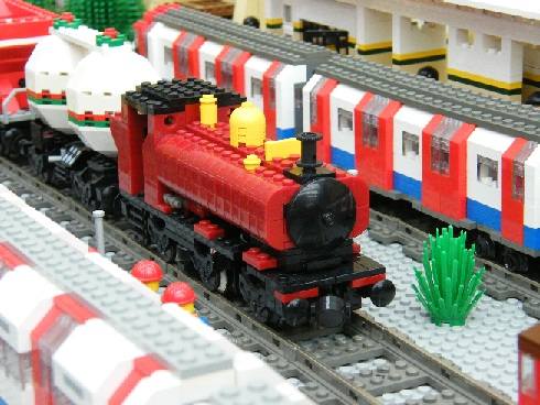 Cotswold Bricks and Trains Weekend 2018 - 12th and 13th May