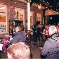 Evening Christmas Carols by Steam Train - 7.00pm Saturday 14th December 2019