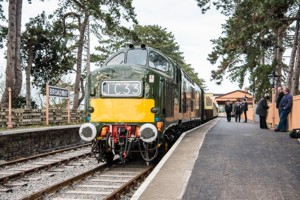 Autumn Diesel Weekend - 12th & 13th October 2019