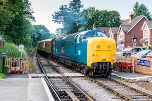 Heritage Diesel Gala - Fri 24th to Sun 26th July 2020