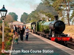 Cheltenham Race Course Station