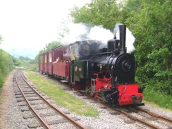 Toddington narrow gauge railway