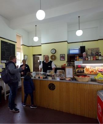 Winchcombe coffee pot café